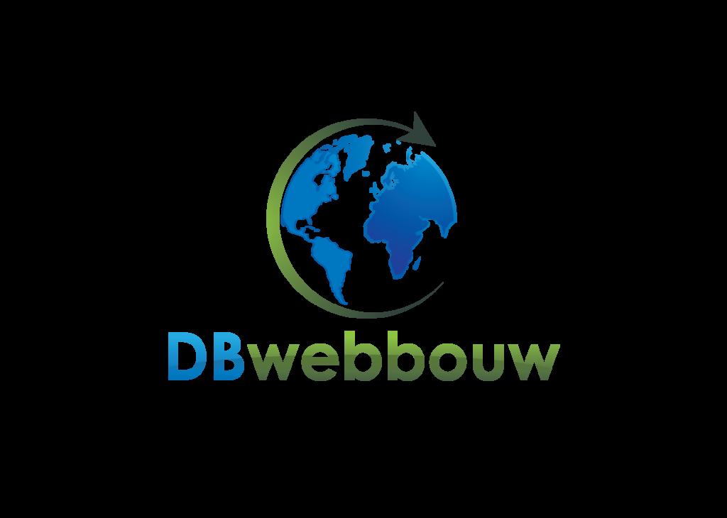 Het logo van DBwebbouw